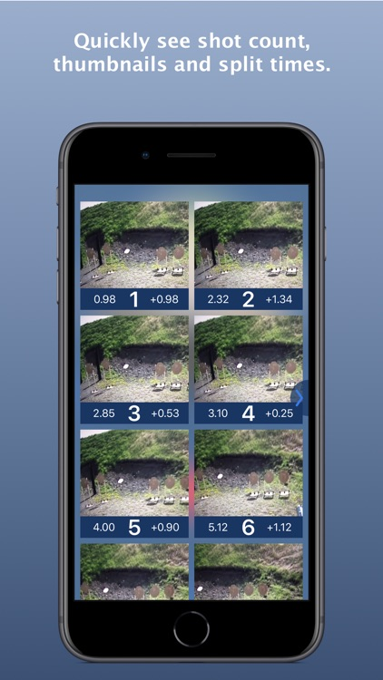 ShoTi: professional shot timer screenshot-3