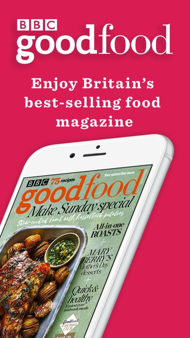 Bbc Good Food Magazine review screenshots