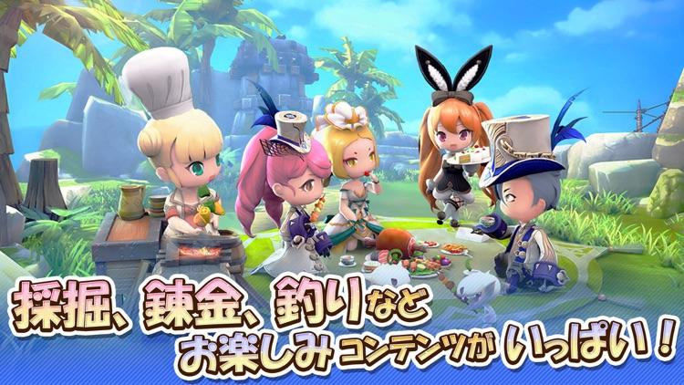 ルミア サガ-ちび萌え自由大冒険 screenshot-5