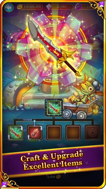 Summoner Heroes screenshot-5