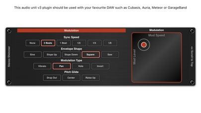Shimmer AUv3 Audio Plugin screenshot 5