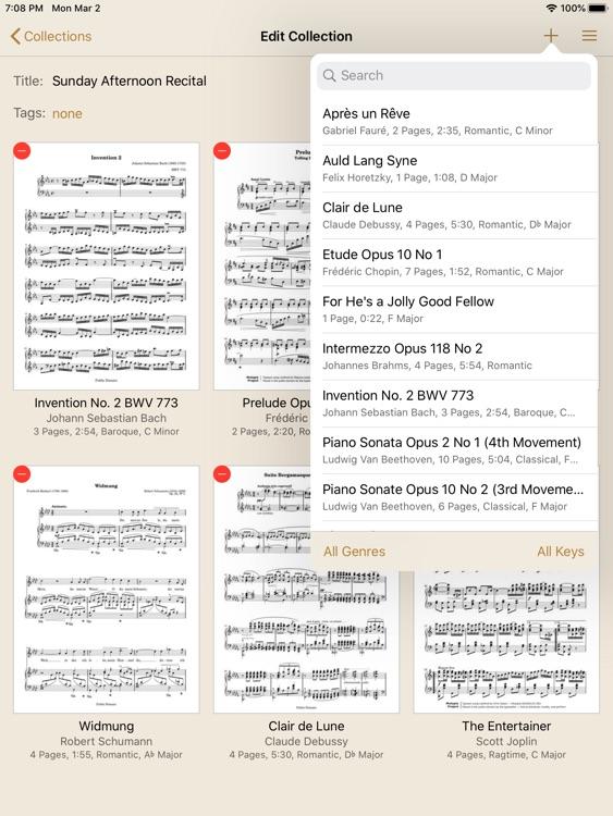 Paperless Music screenshot-4