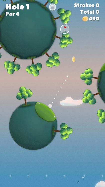 Golf Skies screenshot-4