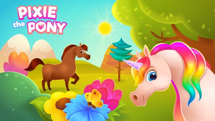 Pixie the Pony - My Mini Horse screenshot-5
