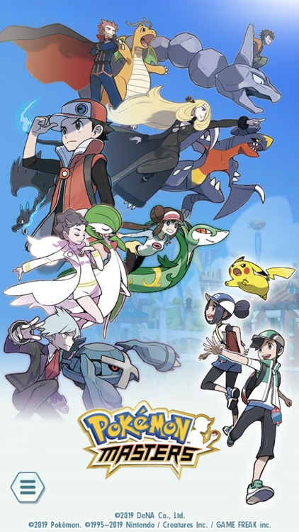 Pokémon Masters screenshot-0