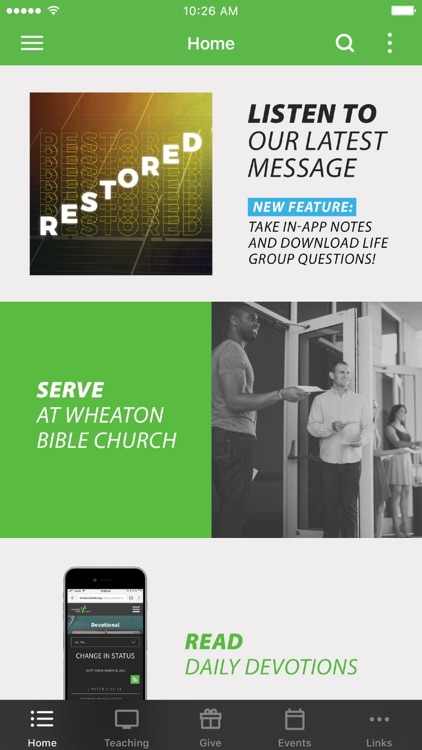 Wheaton Bible Church