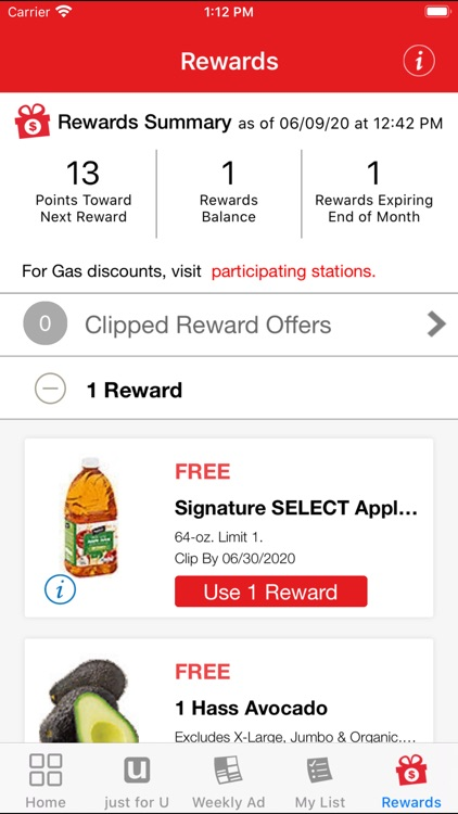 Safeway Deals & Rewards screenshot-4