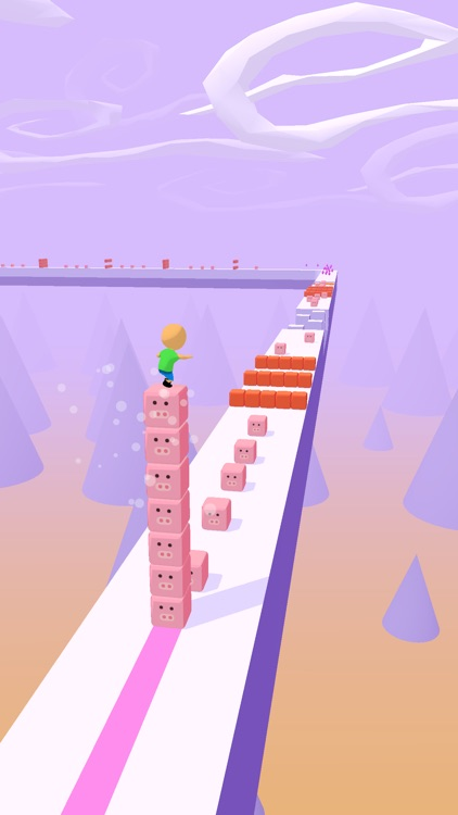 Cube Surfer! screenshot-4