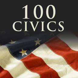 100 Civics USA Naturalization