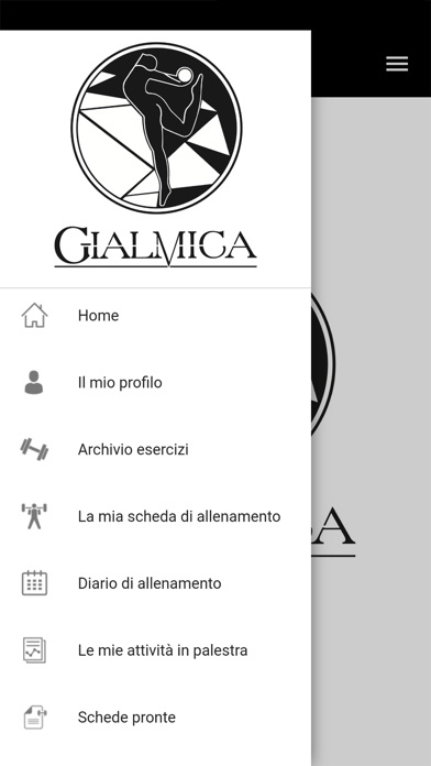 Screenshot for Gialmica Fit in United States App Store