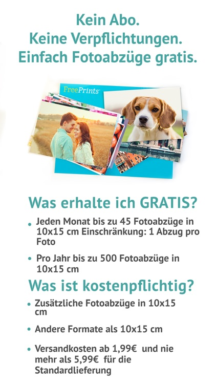 FreePrints - Gratis Fotoabzüge screenshot-4