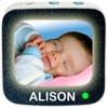 Alison ベビーモニター - iPhoneアプリ