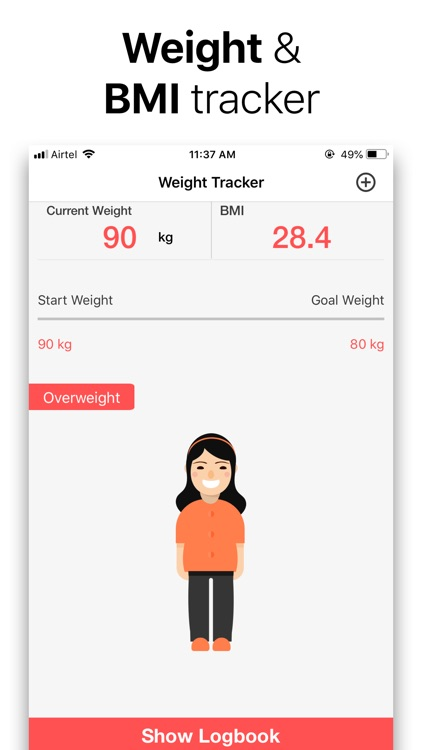 Diet Plan + Weight Loss App screenshot-3