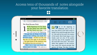 Niv Study Bible review screenshots
