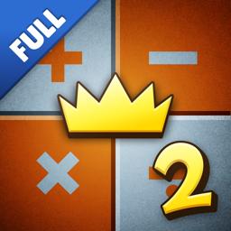Ícone do app King of Math 2: Full Game