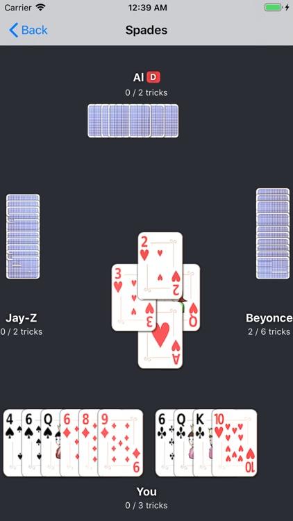 Hearts or Spades screenshot-5
