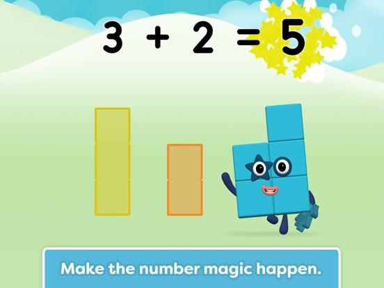 Numberblocks Hide and Seek screenshot #5