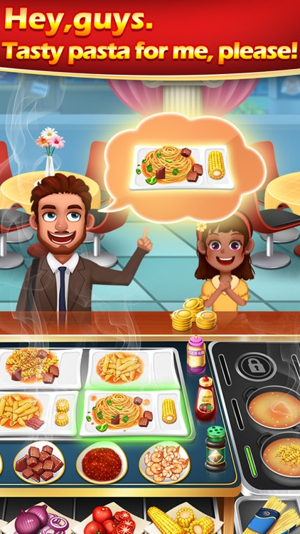 Crazy Cooking Chef: Fever Game
