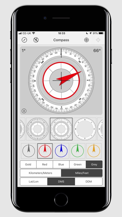Bearing Compass screenshot-3