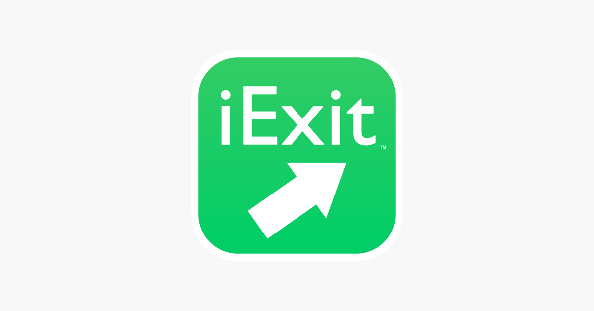 iExit Interstate Exit Guide on the App Store