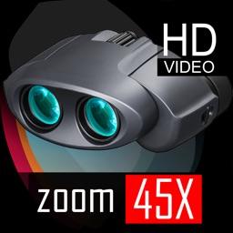 Binoculars 45x zoom