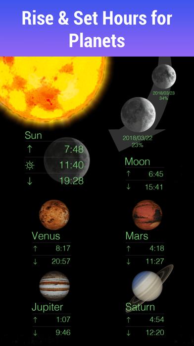 Star Walk:Find Stars & Planets screenshot 7