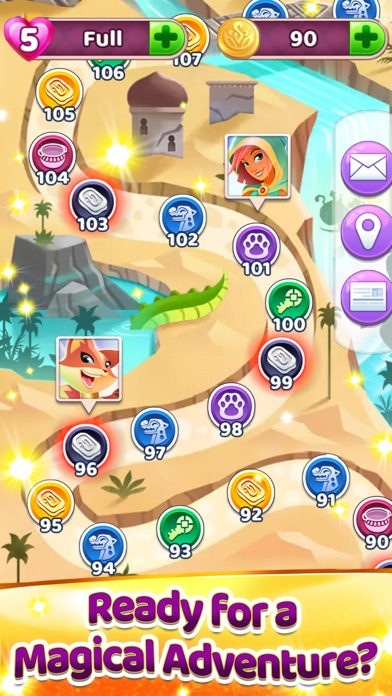 Genies & Gems: Puzzle & Quests Cheats (All Levels) - Best Easy Guides/Tips/Hints