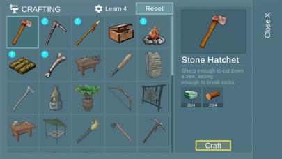 Island Survival: Hunt, Craft screenshot three