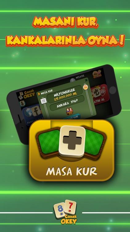 Çanak Okey - Mynet screenshot-6