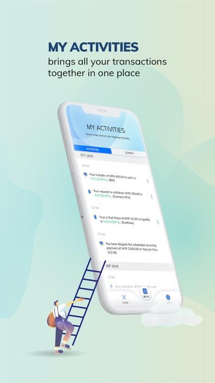 HLB Connect Mobile Banking App screenshot-3