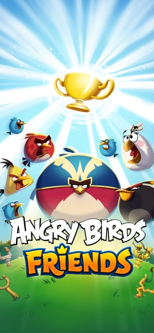 Angry Birds Friends On The App Store