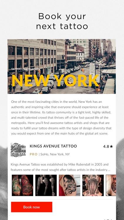 Tattoodo - #1 Tattoo App screenshot-5