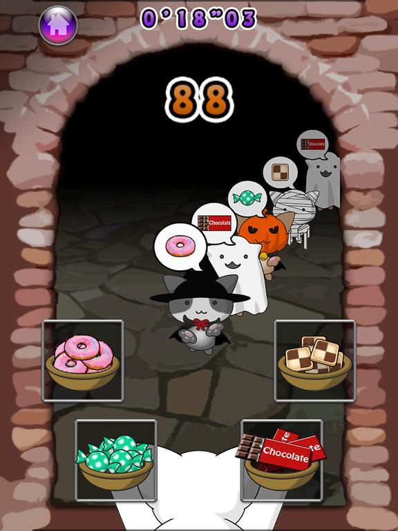 Cat Halloween screenshot