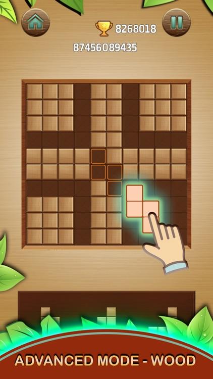 Wood Block Puzzle Box 2021 screenshot-3
