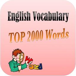 English Vocabulary 2000 Words