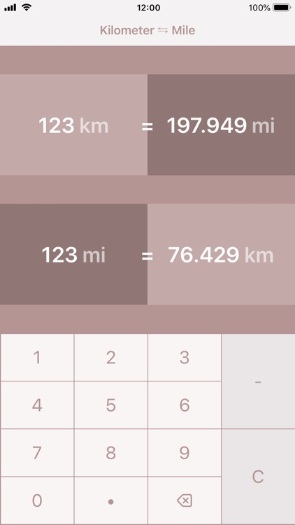 Kilometers to Miles | km to mi screenshot-2
