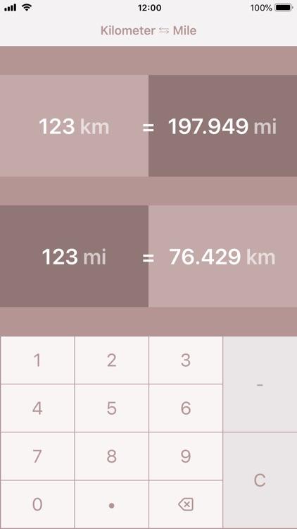Kilometers to Miles | km to mi