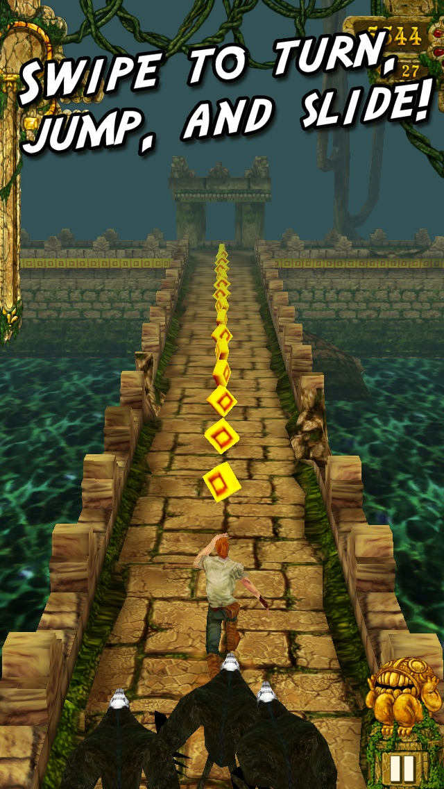 Screenshot for Temple Run in Mexico App Store