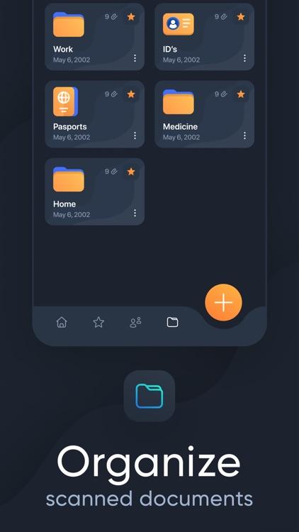 ScanMe: PDF Scanner App screenshot-5