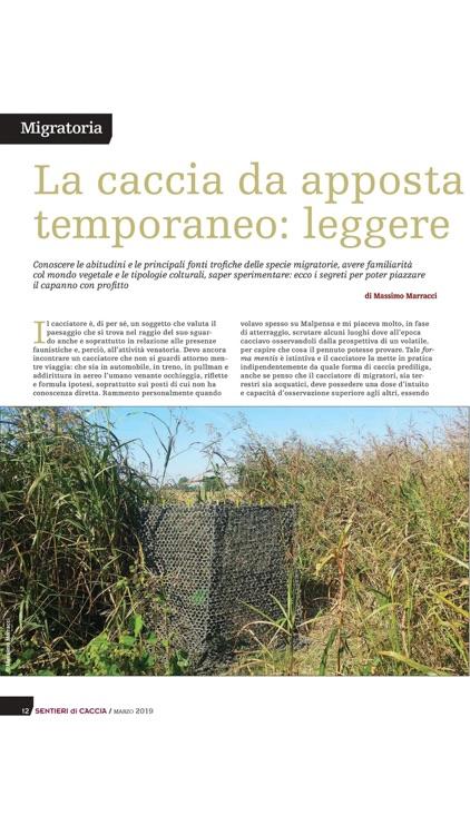 SENTIERI DI CACCIA. screenshot-4