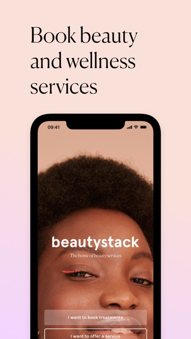 Beautystack screenshot two