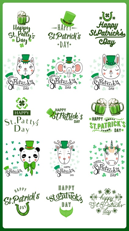 St Patrick's Day Irish Party