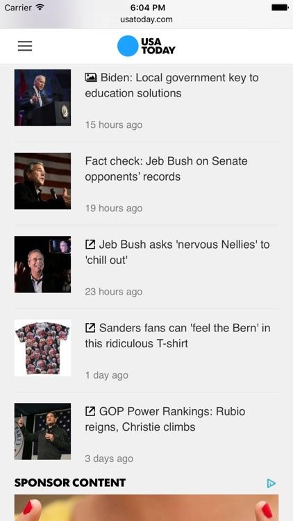 Trump Trump - Block Trump content screenshot-3