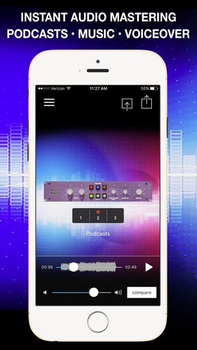 Screenshot #6 for AudioMaster Pro: Improve Sound