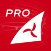 Windfinder - Windfinder Pro: 風と天気の予測マップ アートワーク