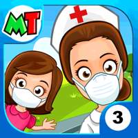 My Town : Hospital - My Town Games LTD Cover Art