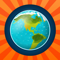 Ícone do app Barefoot World Atlas