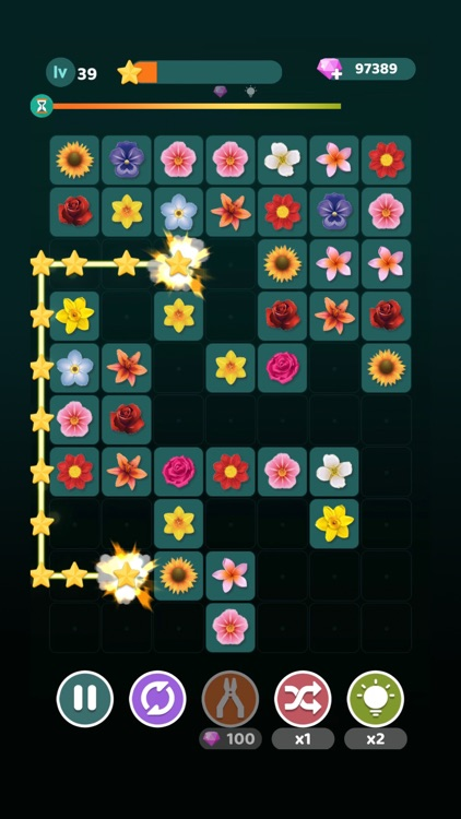 Connect-Pair Matching Puzzle screenshot-6