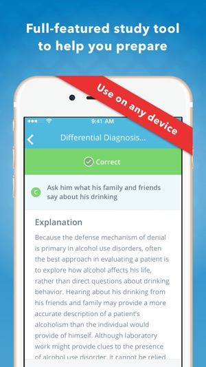 Usmle Psychiatry Q A By Lange On The App Store