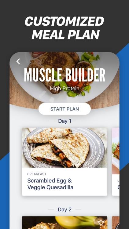 Fitness Buddy: Train At Home screenshot-4